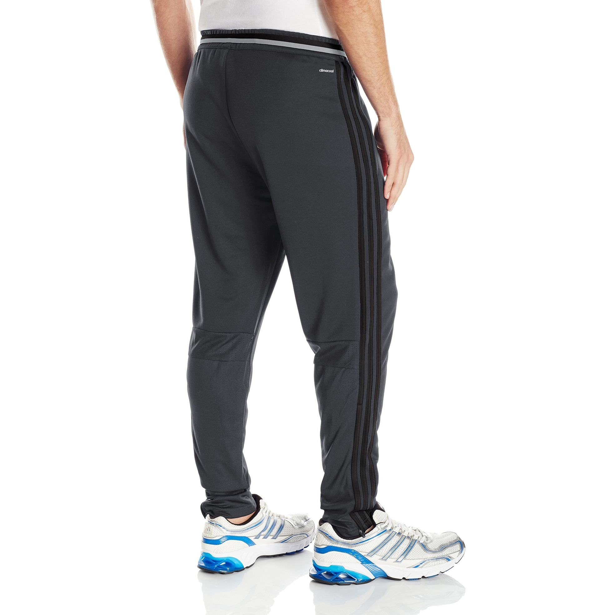 de5102b40 Shop Adidas Charcoal Gray Mens Size XL Jogging Condivo 16 Training Pants -  Free Shipping On Orders Over $45 - Overstock - 27675580