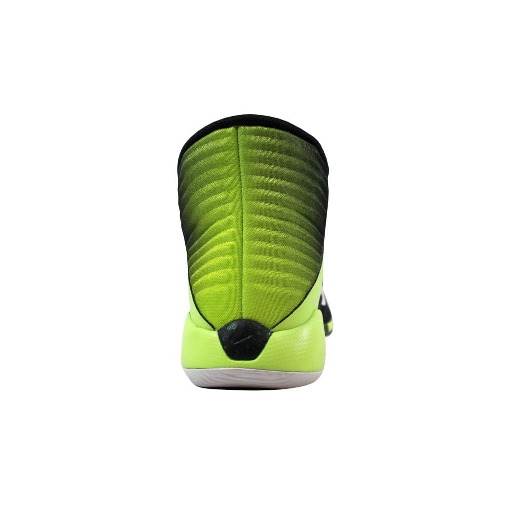 750702155c3 Shop Nike Prime Hype DF 2016 Black White-Volt 845096-003 Grade-School - On  Sale - Free Shipping On Orders Over  45 - Overstock - 21025704