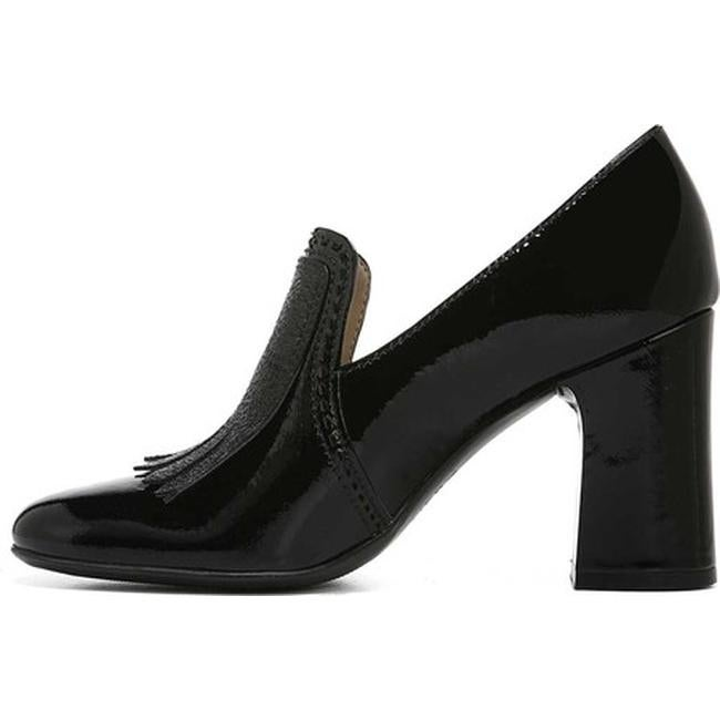 003cddc1d913 Shop Naturalizer Women s Sammy Loafer Black Patent Sparkle Leather - Free  Shipping Today - Overstock - 25600450
