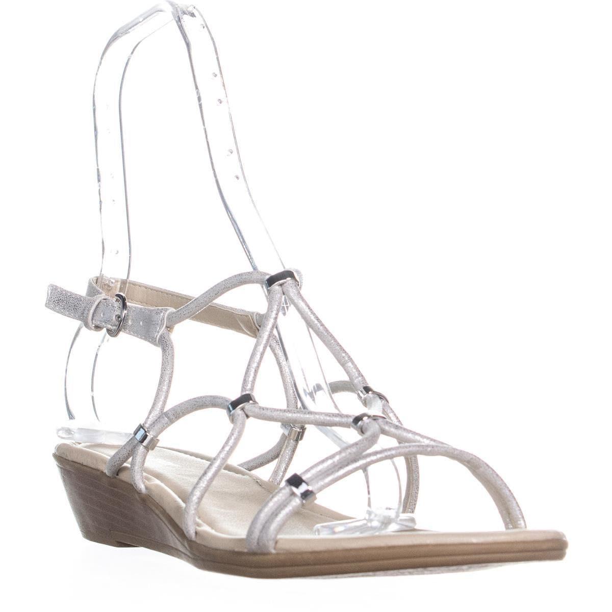 42c69e124 Shop Rialto Gillian Low Wedge Strap Sandals