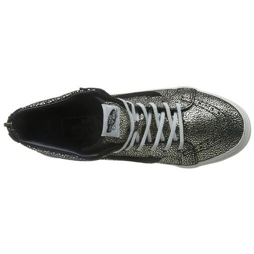 Shop Vans Womens Chunky Glitter SK8-Hi Slim Zip Sneaker f0c728eef