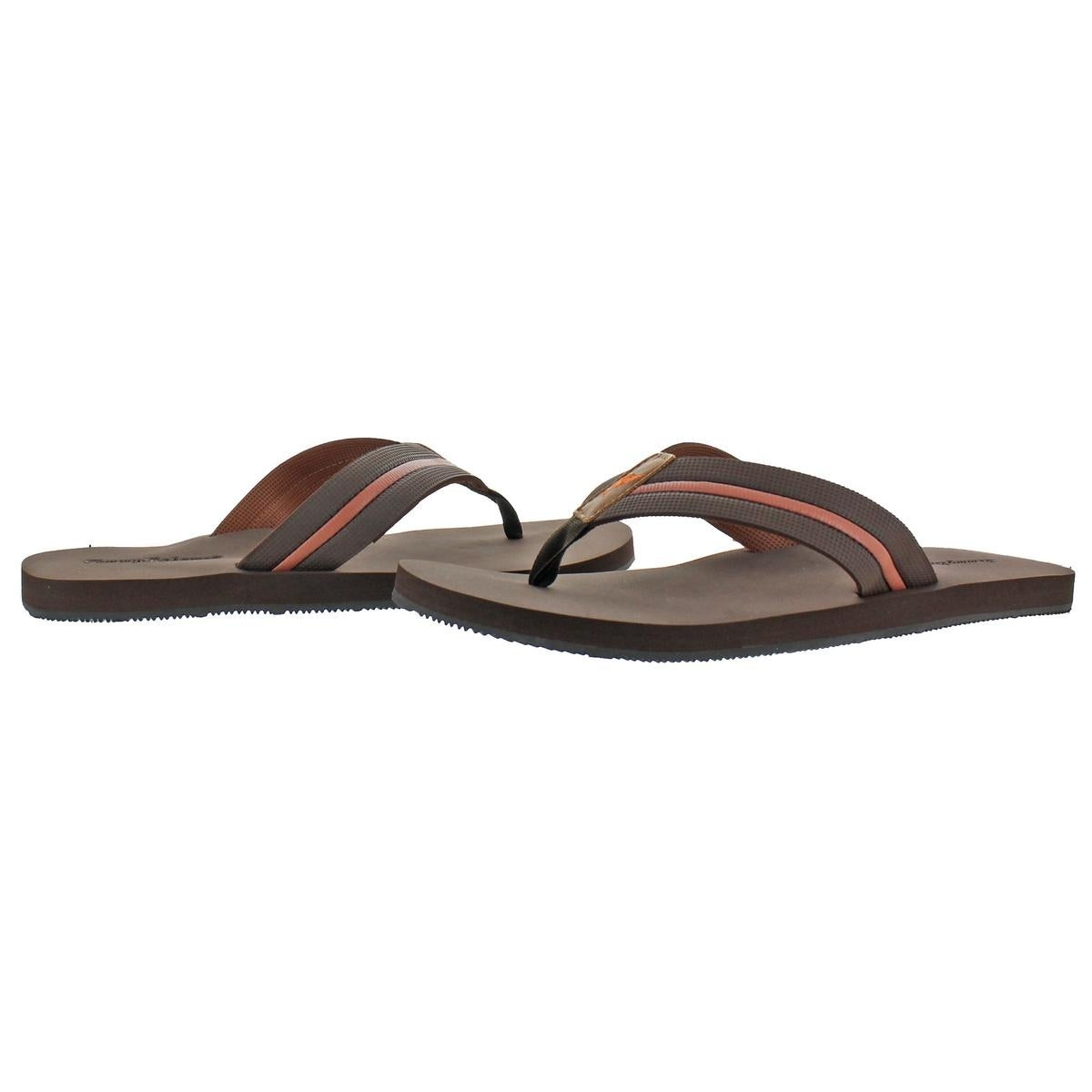 1dcd6e7113e6 Shop Tommy Bahama Mens Taheeti Flip-Flops Summer Beach - Free Shipping On  Orders Over  45 - Overstock - 22985007