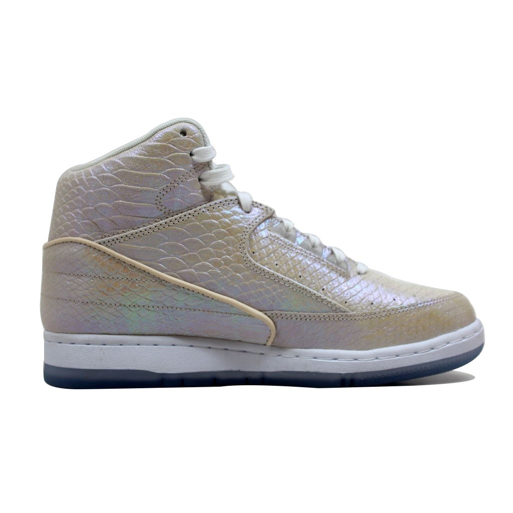 newest collection 1c057 a5fae Shop Nike Air Python Premium Sail Metallic Gold 705066-102 Men s - On Sale  - Free Shipping Today - Overstock - 20129944