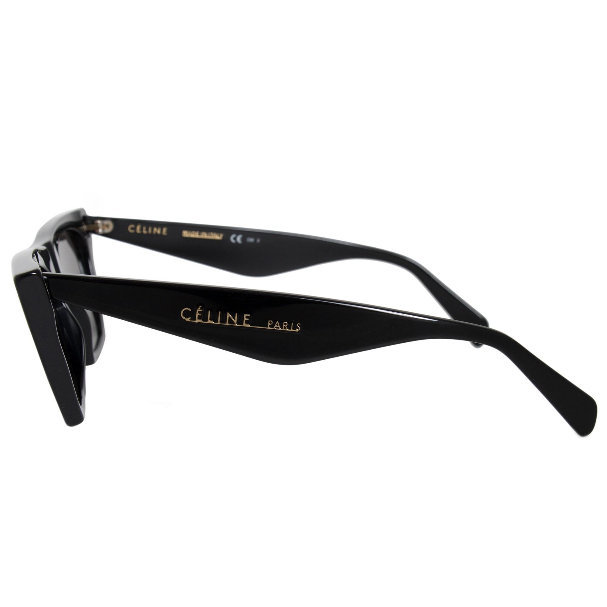 7e292d8b69 Shop Celine Square Sunglasses 41468S 807 IR 51 - Ships To Canada -  Overstock - 19622567