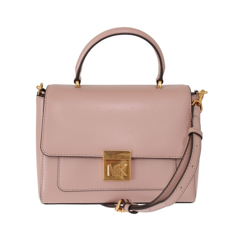 a3af834950ab0 Shop Michael Kors Handbags Pink MINDY Satchel Crossbody Bag - One ...