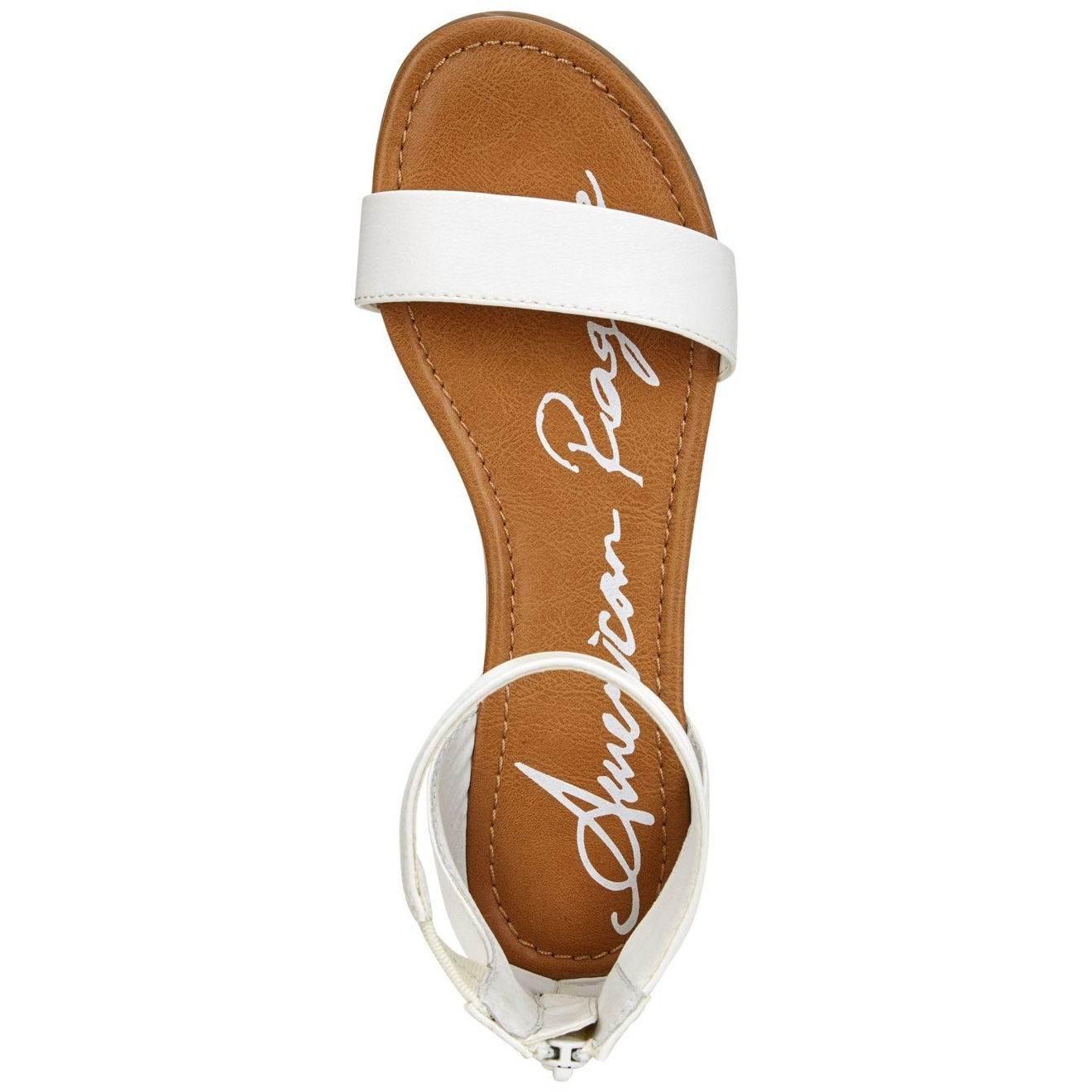 37460bc5175e Shop American Rag Womens Keley 2 Open Toe Casual Ankle Strap Sandals - Free  Shipping On Orders Over  45 - Overstock - 21154748