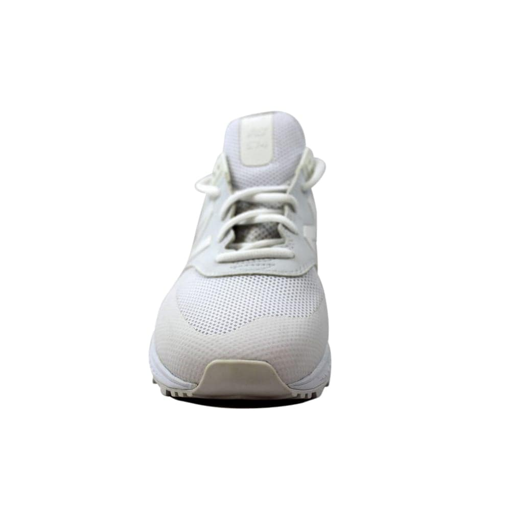 huge discount 387a3 fadf9 New Balance Men's 574 Sport White MS574SWT Size 8