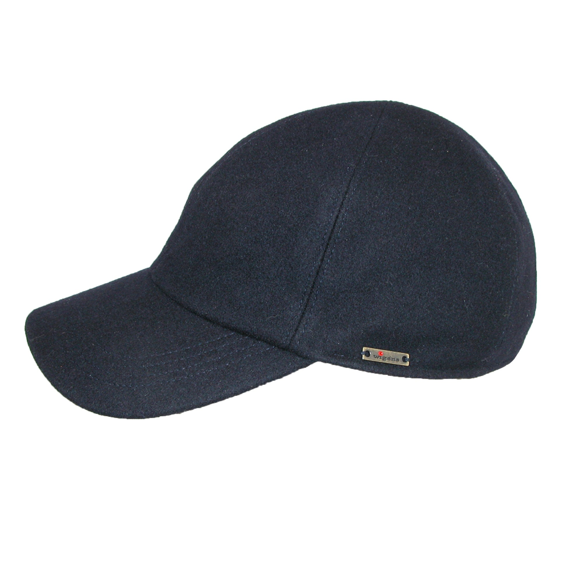 d3750fa502fe3 Shop Wigens Men s Wool Baseball Cap with Earflaps - Free Shipping Today -  Overstock - 14278780