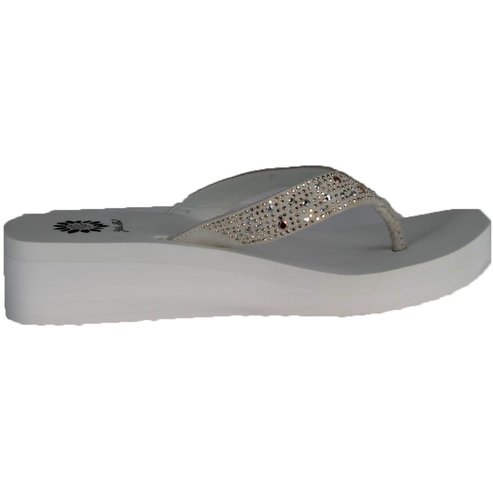 8240b753993585 Shop Yellow Box Womens Africa Flip Flop Sandals - Free Shipping On Orders  Over  45 - Overstock.com - 14312474