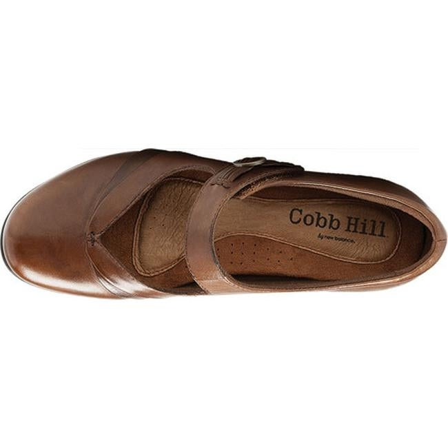 26a3be0793f2c9 Shop Rockport Women s Cobb Hill Salma Almond Full Grain Leather - Free  Shipping Today - Overstock - 11785898