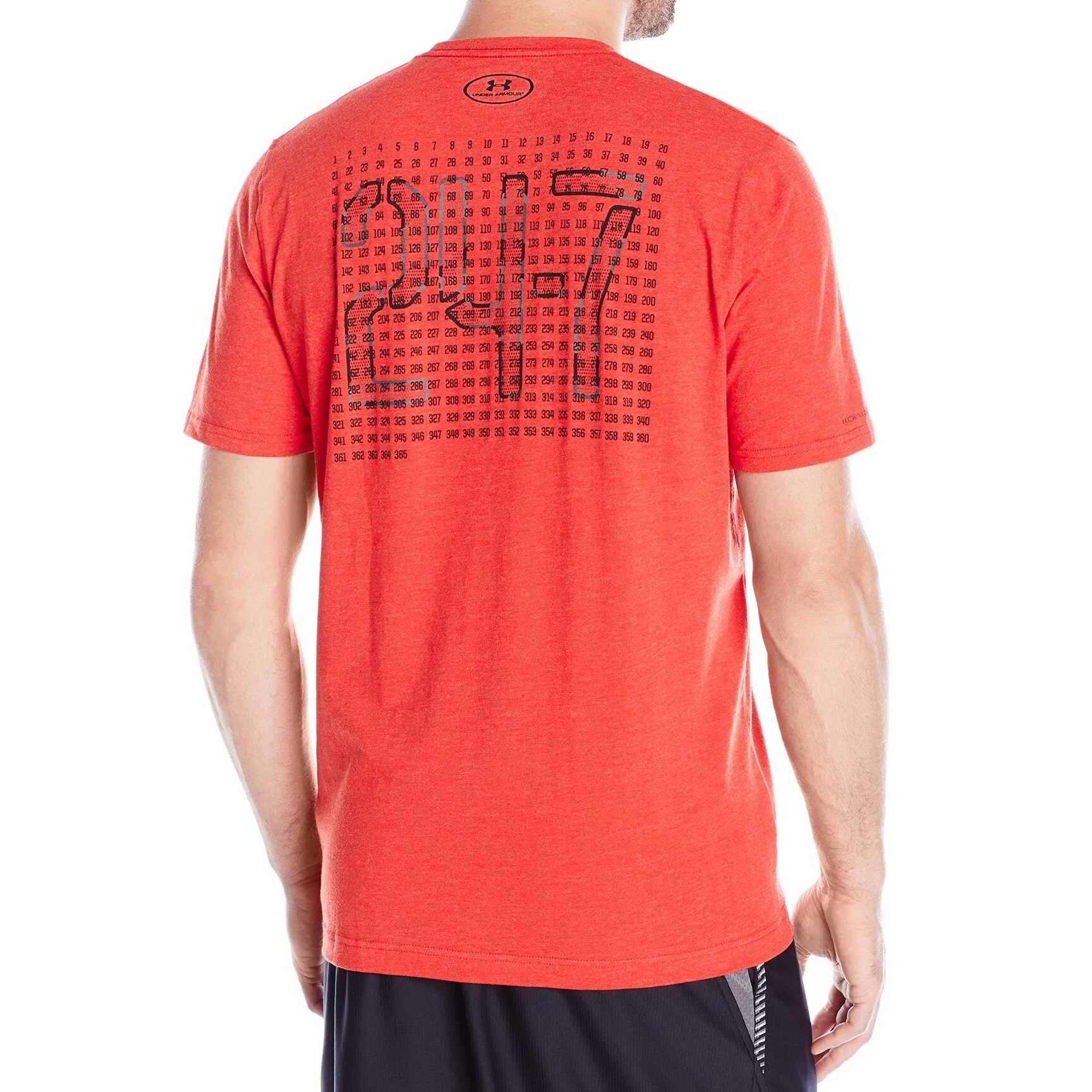 Shop Under Armour New Red Mens Small S Everyday Matters Graphic