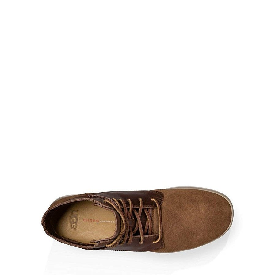 d5bf4986a9e UGG Mens Lamont Leather Boot