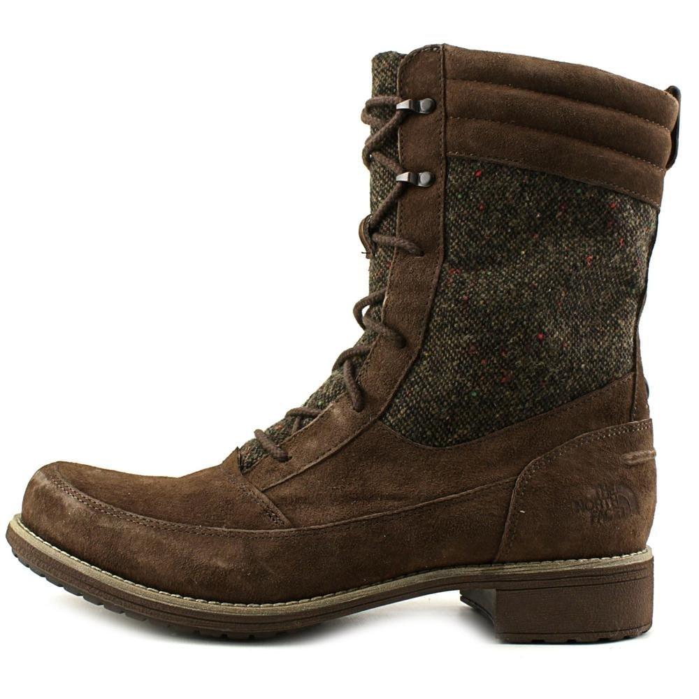 08b827587 The North Face Bridgeton Lace MM Coffee Bean Brown/Cub Brown Snow Boots
