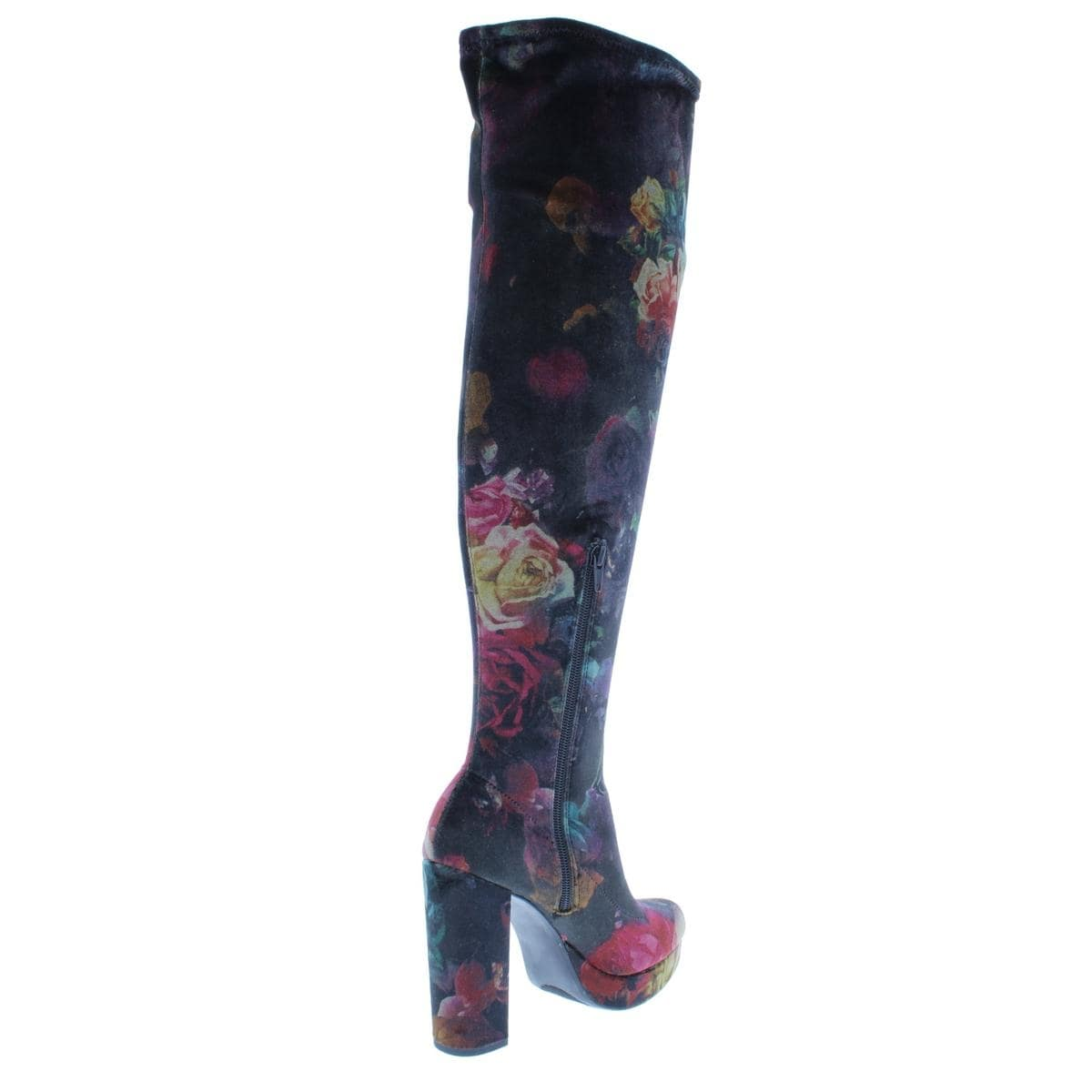 7539eb91b8d Shop Madden Girl Womens Groupie Over-The-Knee Boots - Free Shipping On  Orders Over  45 - Overstock - 23573321