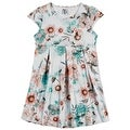 Girls Dress Kids Flower Sundress Pulla Bulla Sizes 2-10 Years