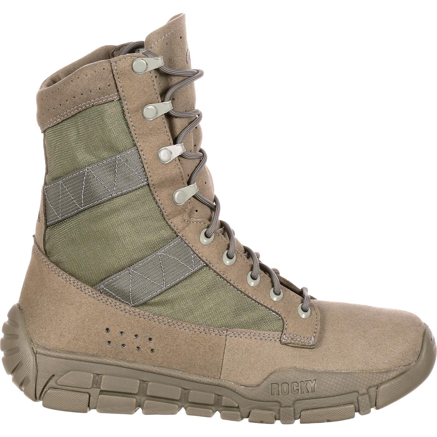 30e64a439843c Rocky C4T Trainer Lightweight Military Duty Boot, FQ0001073