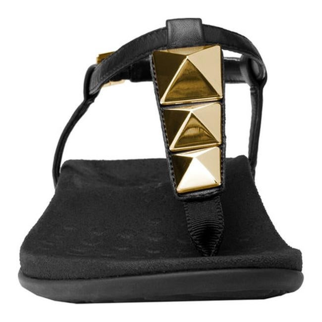c75b4a51a0c Shop Vionic Women s Nala Thong Sandal Black - Free Shipping On Orders Over   45 - Overstock - 18798941