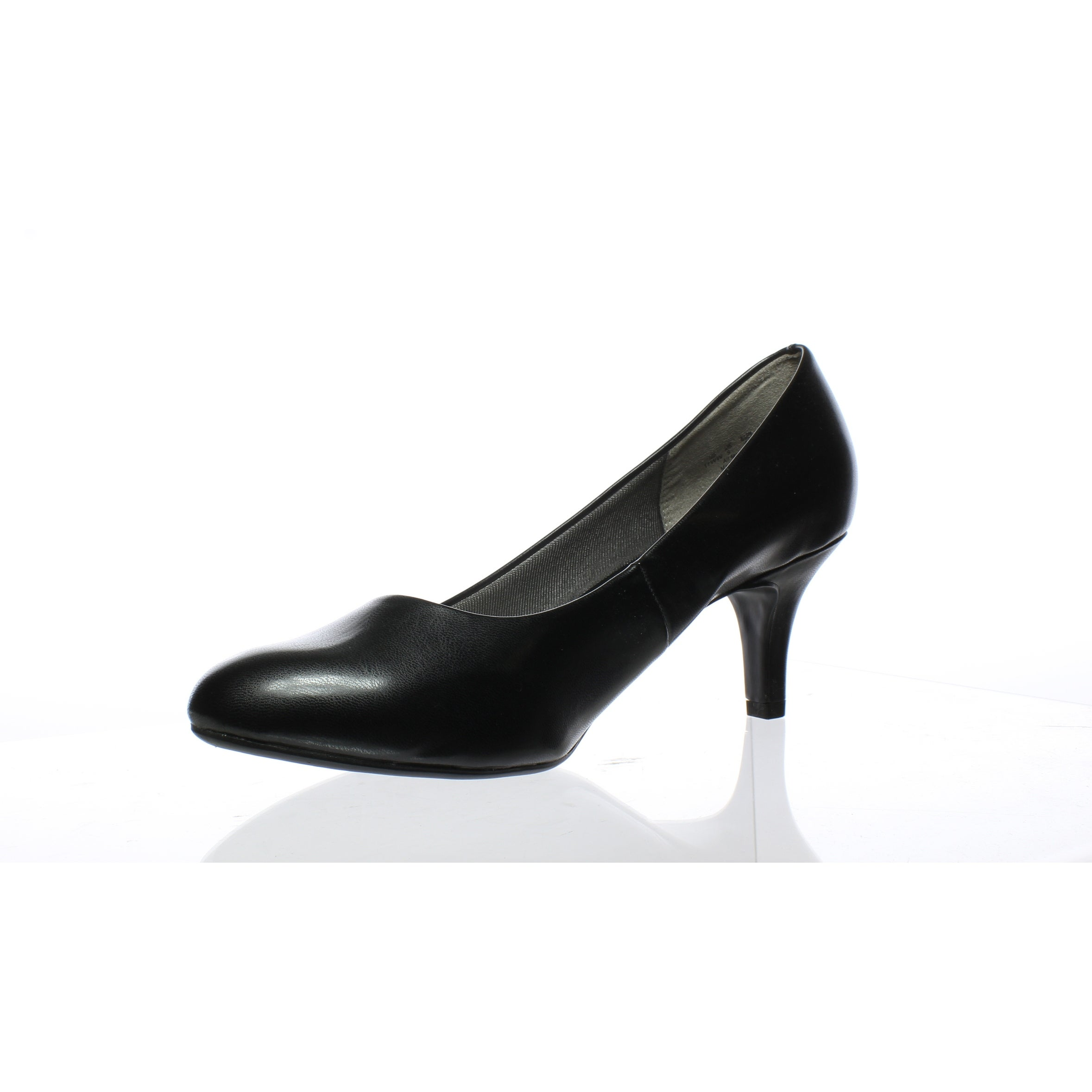 a1243b7f382 Shop LifeStride Womens Parigi Black Pumps Size 11 (2E) - Free Shipping On  Orders Over  45 - Overstock - 24304190