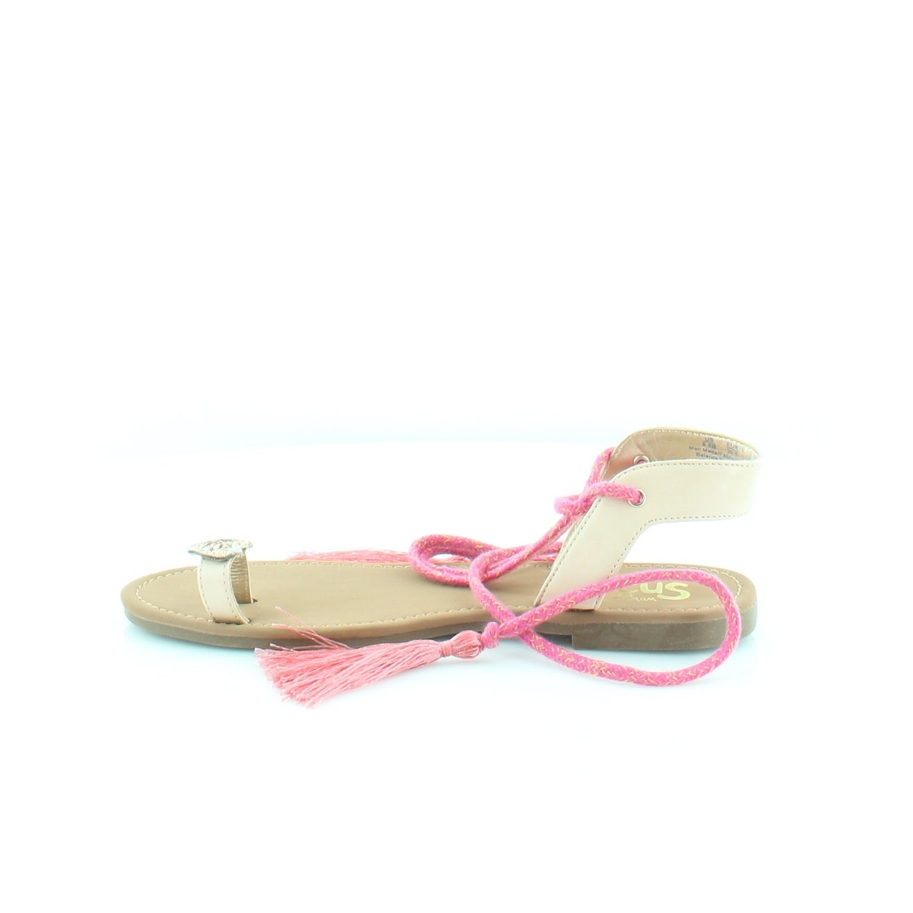 55f5c2f5e Circus by Sam Edelman Binx Women s Sandals   Flip Flops Natural - Free  Shipping On Orders Over  45 - Overstock.com - 27367219