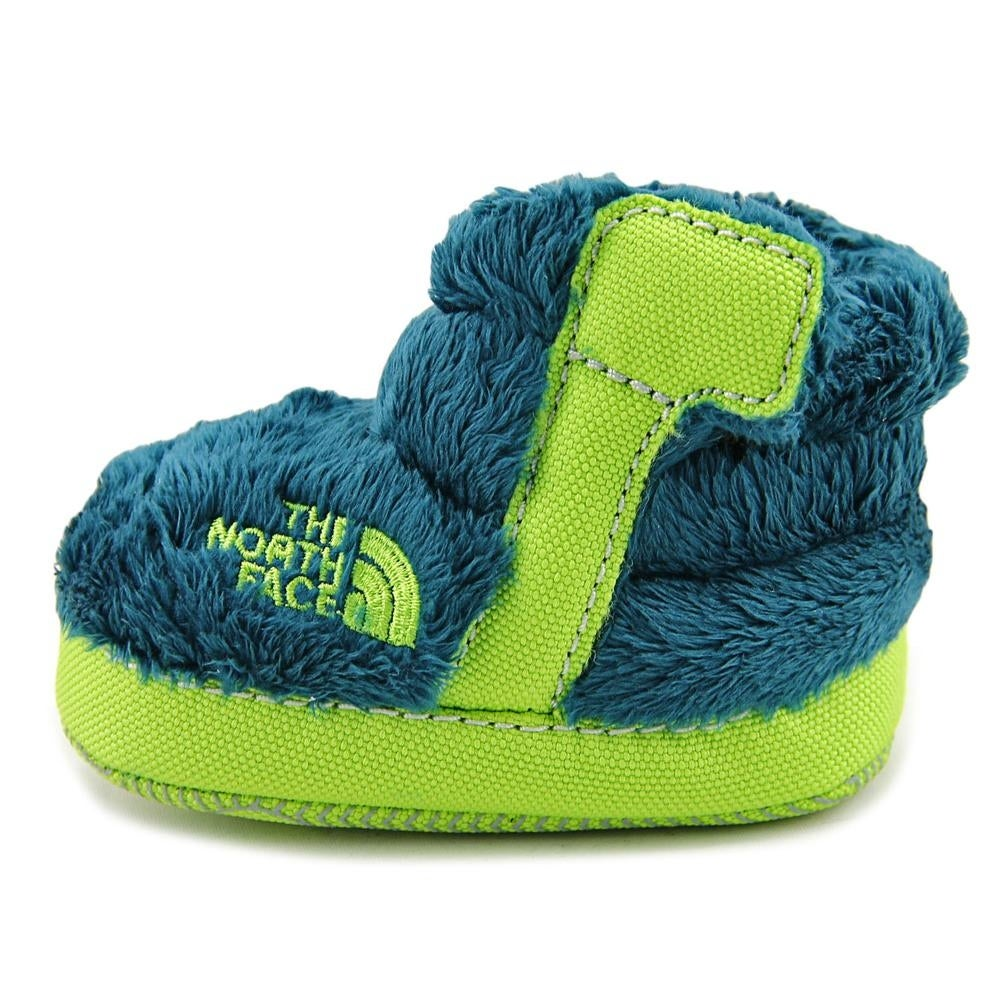 fe41171cd Shop The North Face NSE Infant Fleece Bootie Round Toe Canvas Bootie ...