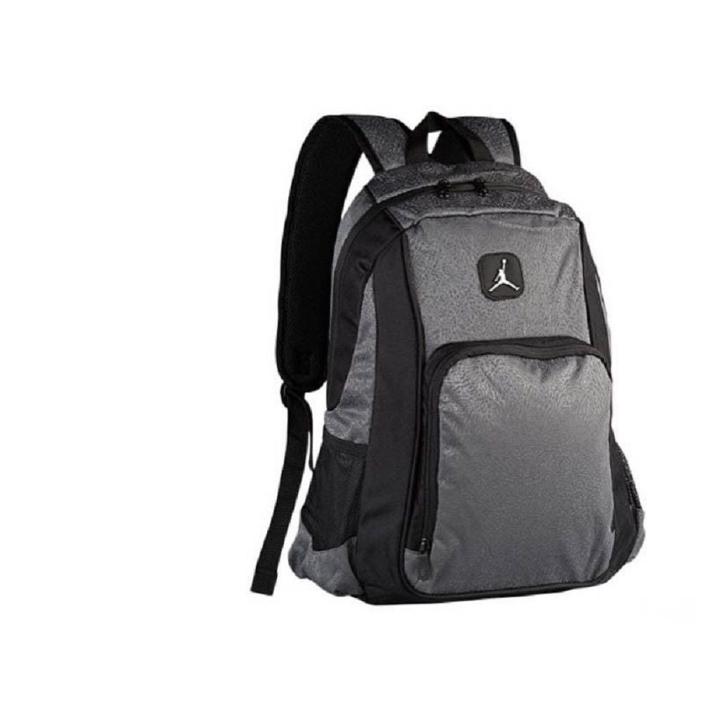 the best attitude 3992f 63524 Shop Nike Air Jordan Legacy Elite School Backpack 9A1456 - Free Shipping  Today - Overstock - 22692844