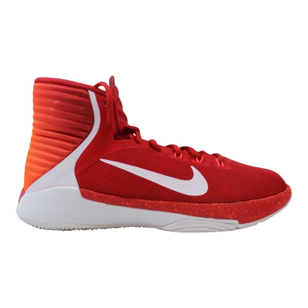 super popular 14663 2c833 Nike Grade-School Prime Hype DF 2016 University Red/White-Bright Crimson  845096-600 Size 6.5
