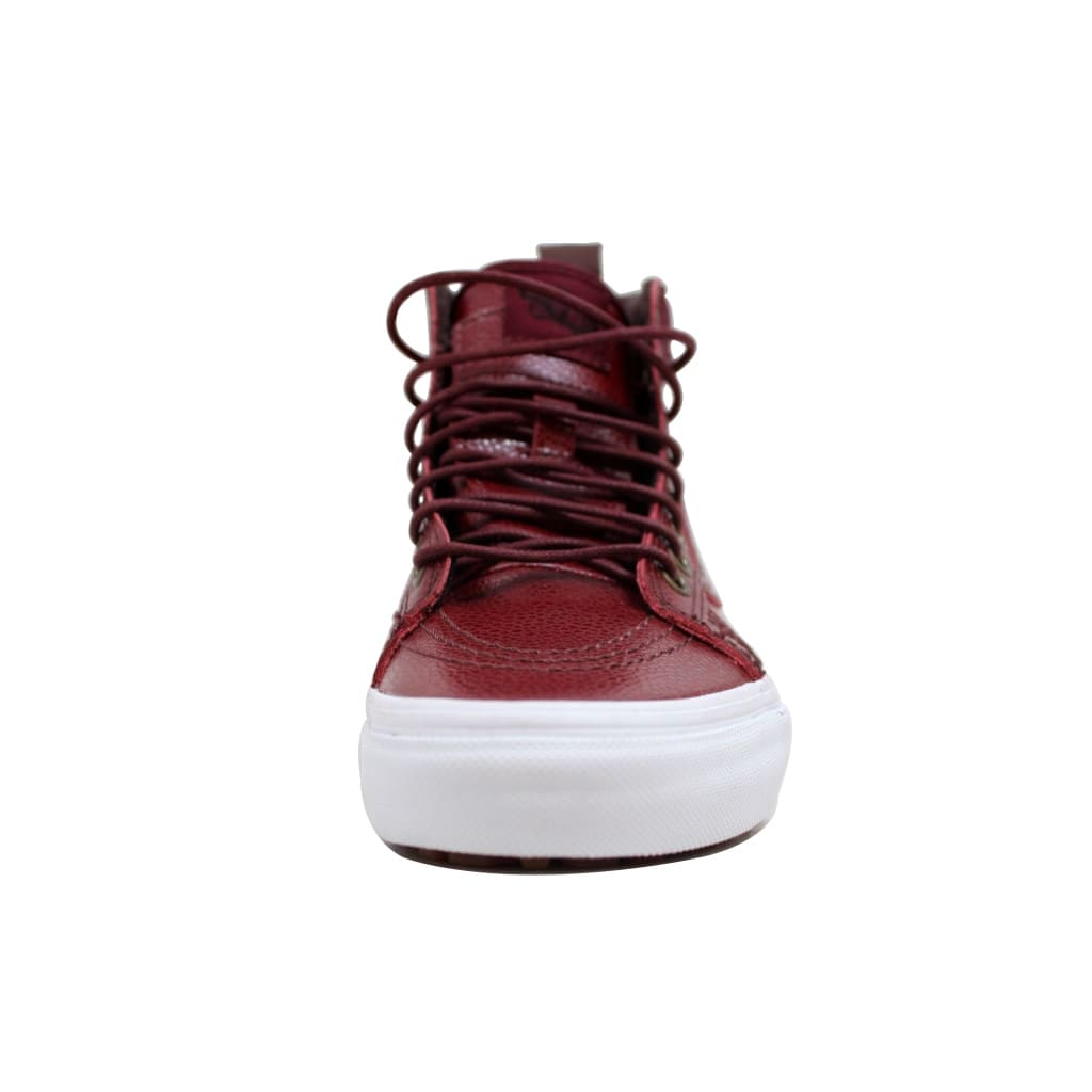 c73bf37c39 Shop Vans Men s SK8-Hi 46 MTE Port Roy Pebble Leather VN0A2XS2JTR Size 4 -  Free Shipping On Orders Over  45 - Overstock - 20129090