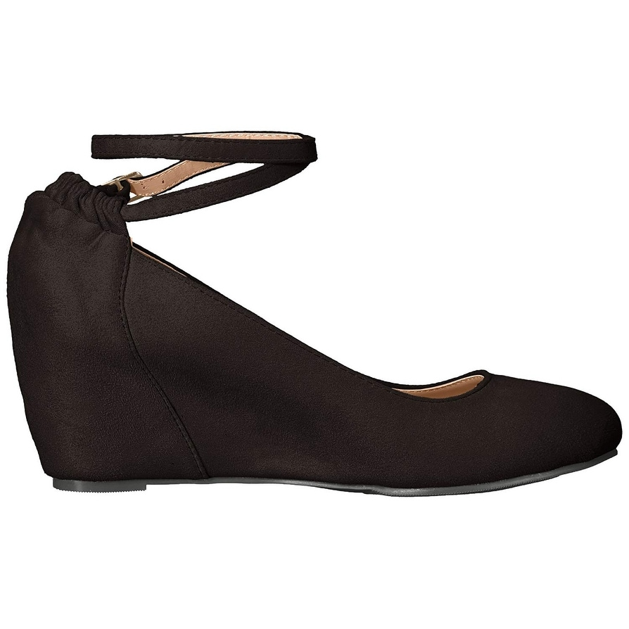 da60ed45910 Shop Journee Collection Womens tibby Closed Toe Ankle Strap D-orsay Pumps -  Free Shipping On Orders Over  45 - Overstock - 22413168