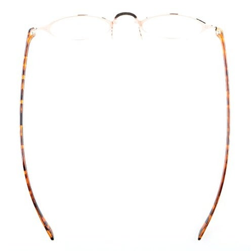 be29f2765d9 Shop Eyekepper Lightweight Flex Round Crystal Clear Vision Reading Glasses  Gold+1.5 - Free Shipping On Orders Over  45 - Overstock - 15913366