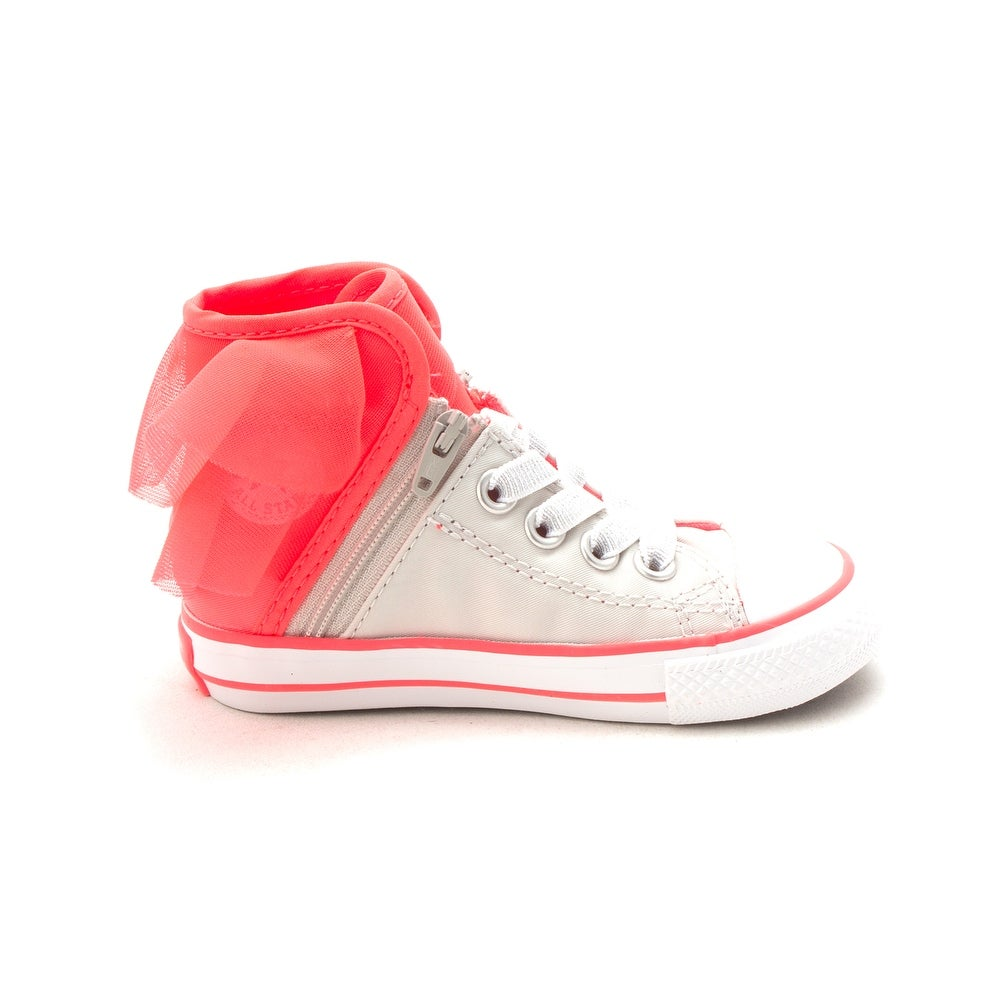 fbd4a51c1fe167 Shop Converse Girls ctas block party Hight Top Lace Up Walking Shoes - Free  Shipping On Orders Over  45 - Overstock - 22055097