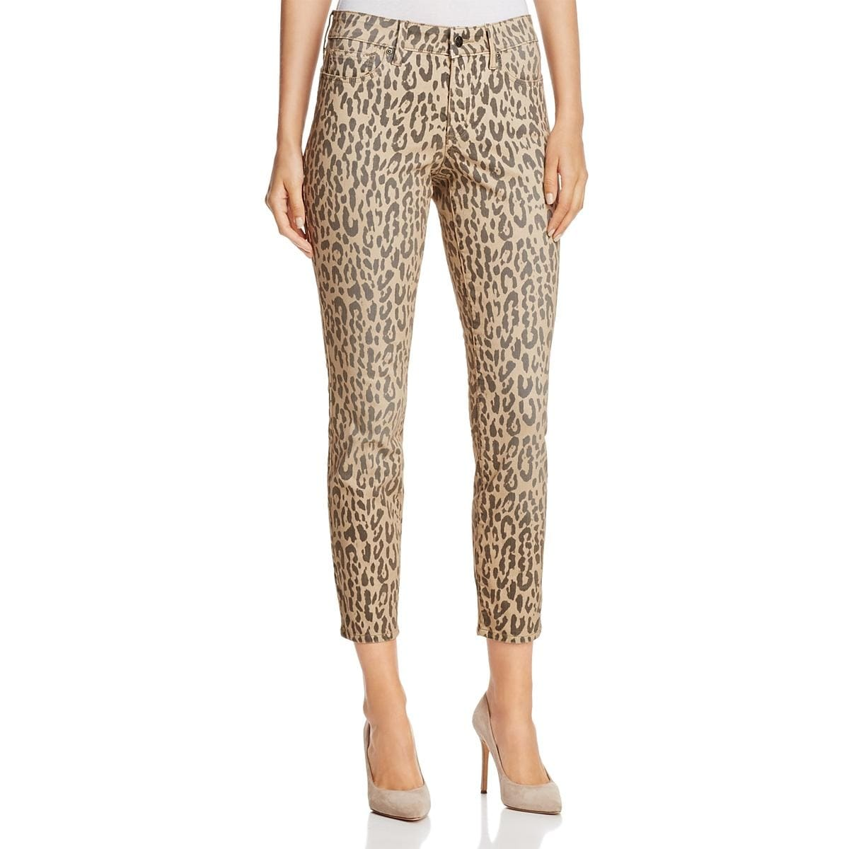 495d51191107a5 Shop NYDJ Womens Alina Ankle Jeans Denim Animal Print - Free Shipping On  Orders Over $45 - Overstock - 27784278