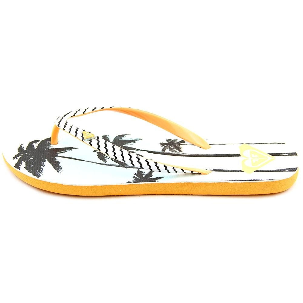 3840b63c8 Shop Roxy Mimosa V Open Toe Synthetic Flip Flop Sandal - Free Shipping On  Orders Over  45 - Overstock - 13713577