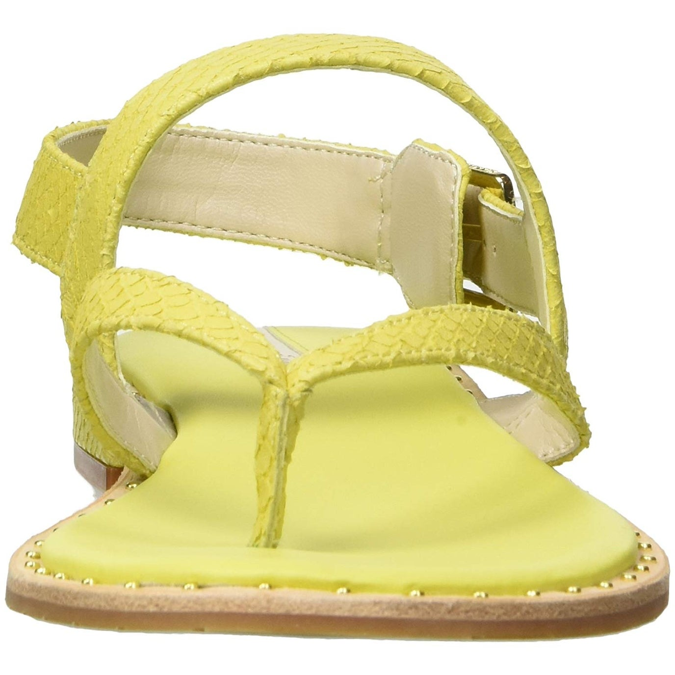 8f2340e96d5f Shop Kenneth Cole New York Women s Tama Thong Backstrap Flat Sandal - 8 -  Free Shipping Today - Overstock - 27567699