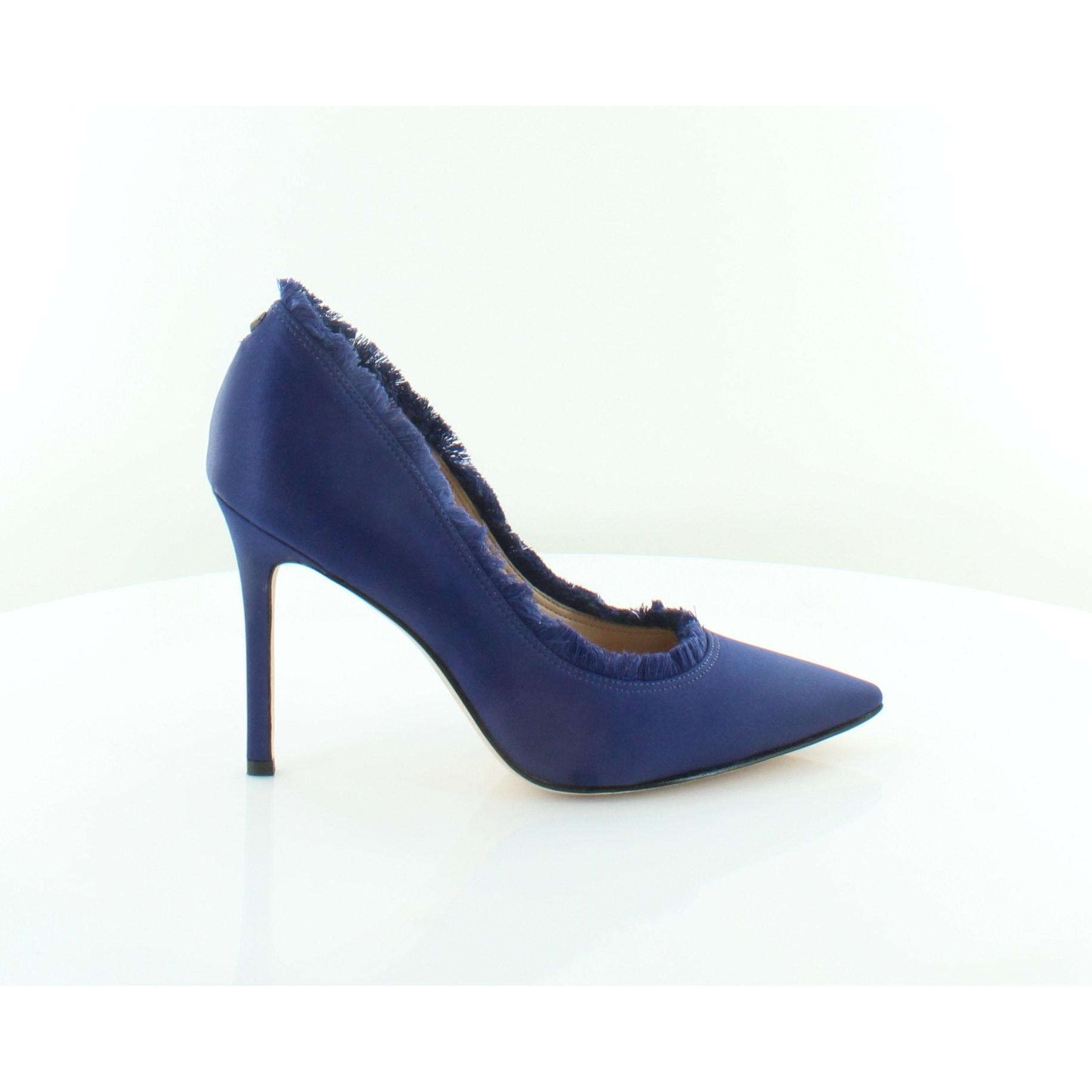 2639c7869 Shop Sam Edelman Halan Women s Heels Navy - 7.5 - Free Shipping Today -  Overstock - 26641343