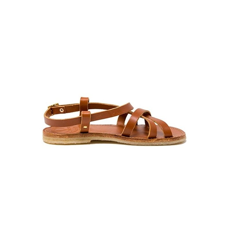 870a27f13 Shop Duckfeet Unisex Bornholm Strappy Sandal made of Thick Leather for  Durability - Free Shipping Today - Overstock - 25993768