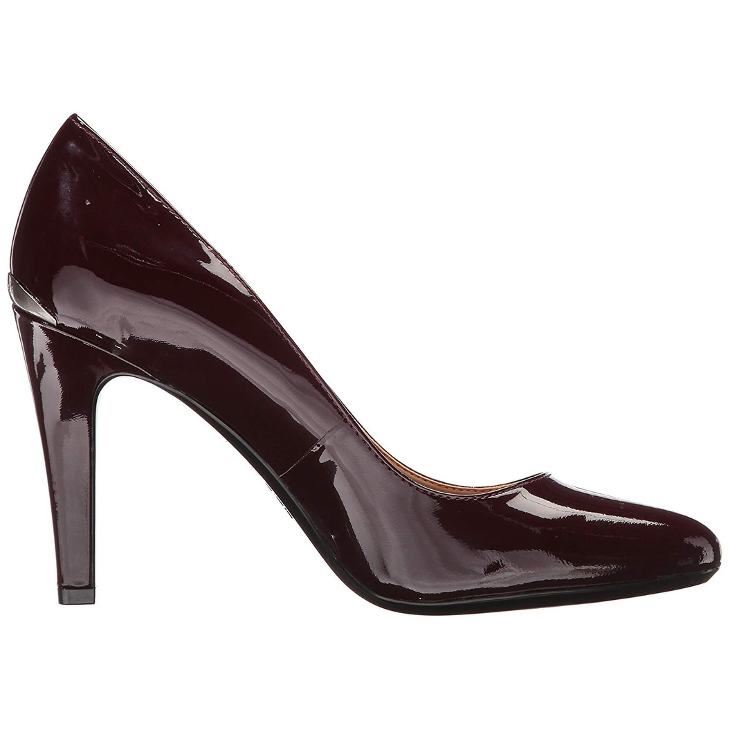 7f520b0c09e4 Shop Calvin Klein Womens Cosima Pointed Toe Classic Pumps - Free Shipping  On Orders Over  45 - Overstock - 21406275