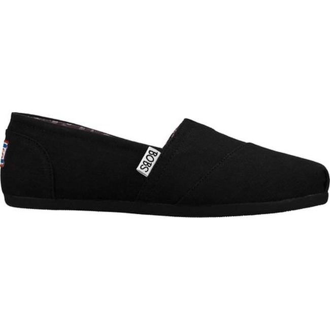 5517ba9a36af Shop Skechers Women s BOBS Plush Peace and Love Black - On Sale - Free  Shipping On Orders Over  45 - Overstock - 22817536