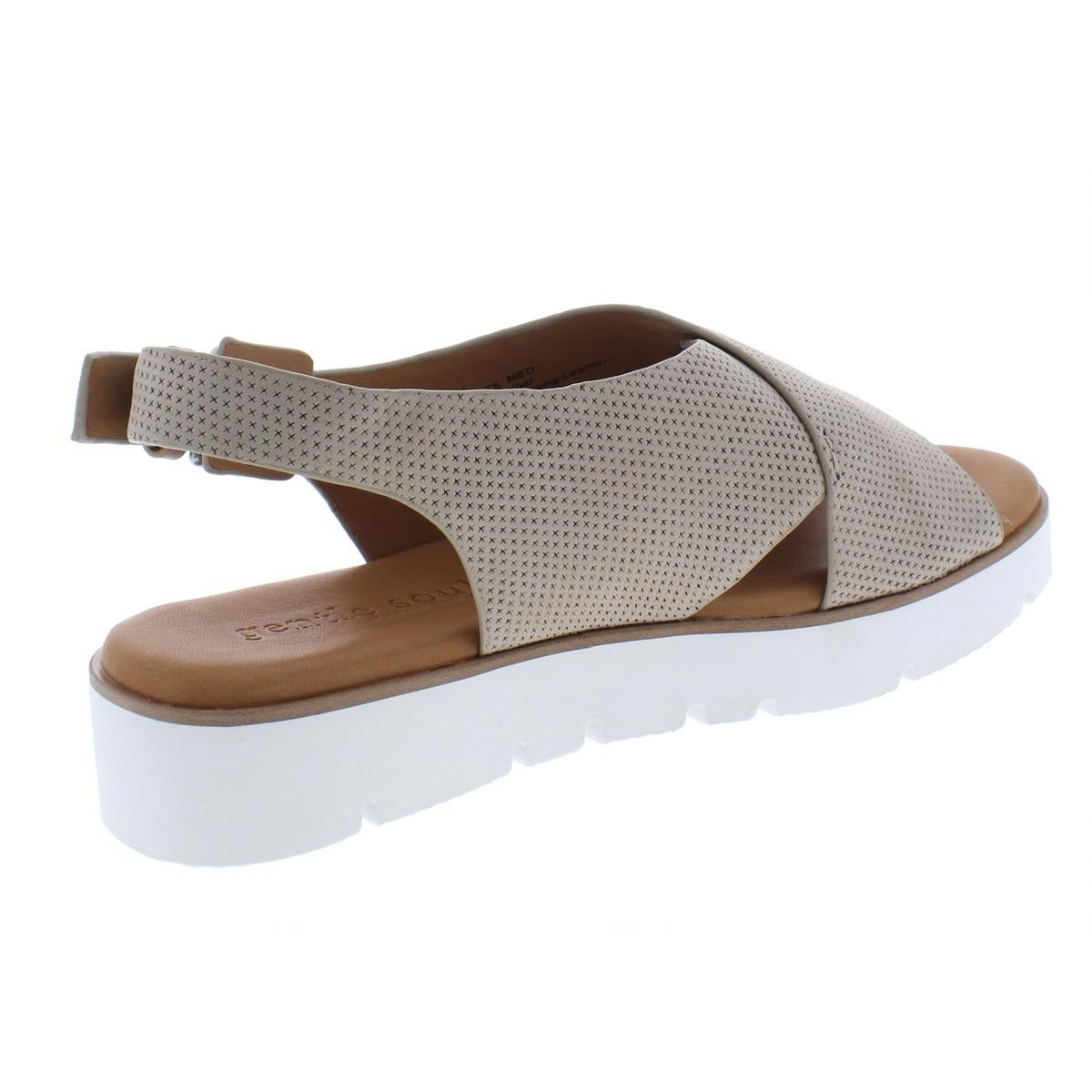 3798b80b3b1 Shop Gentle Souls by Kenneth Cole Womens Kiki Platform Sandals - Free  Shipping Today - Overstock - 21110083