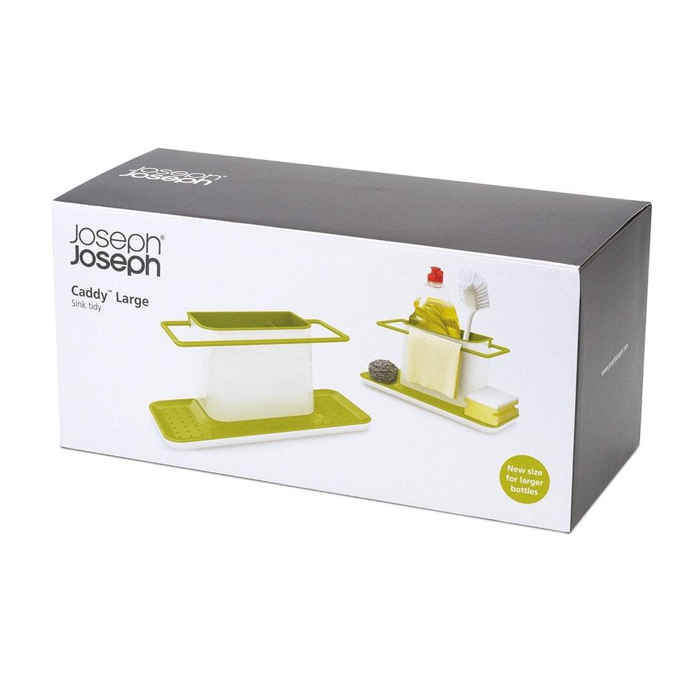 Joseph Joseph Sink Caddy Kitchen Sink Organizer Holder, Large, Green ...