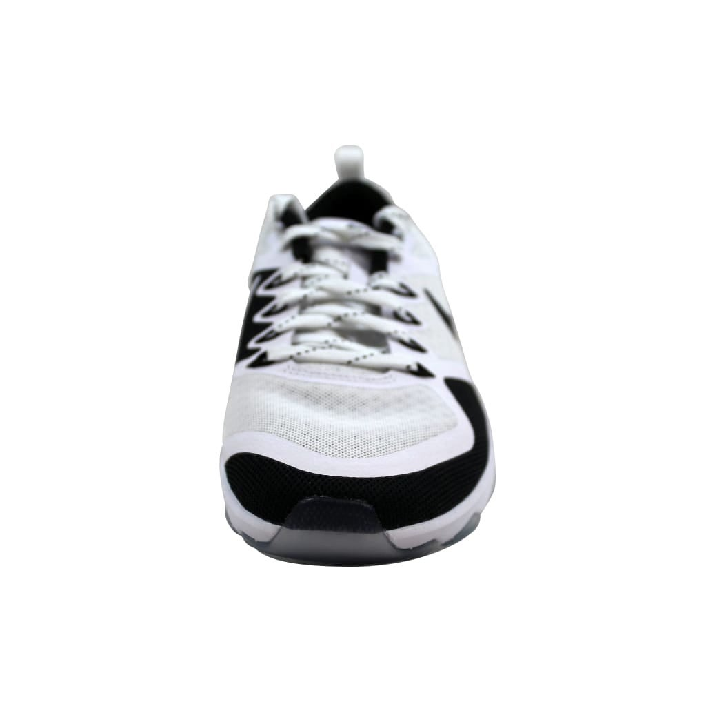 5a2287275e33 Shop Nike Women s Air Zoom Fitness White Black 904645-100 - On Sale - Free  Shipping Today - Overstock - 23436980