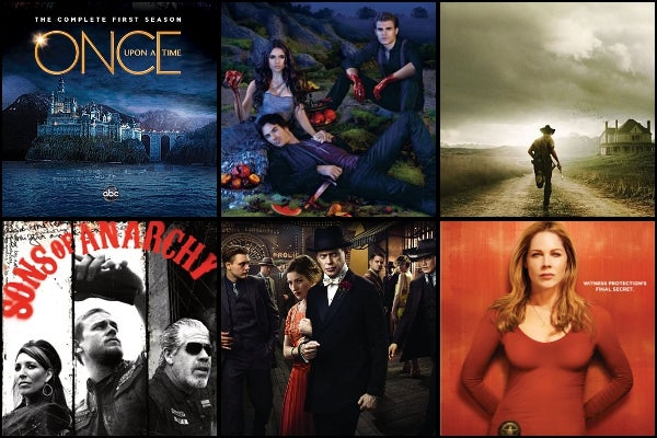 New TV Shows on DVD