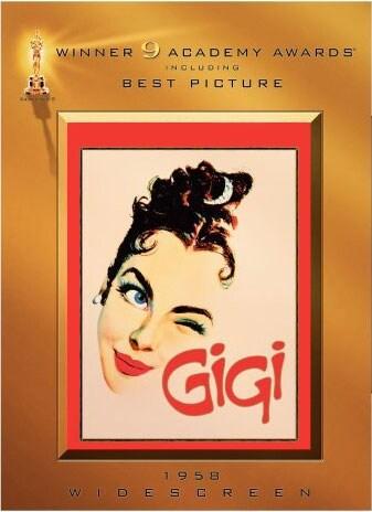 Gigi, winner of 9 Academy Awards