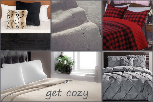 Get Cozy with Fall Bedding