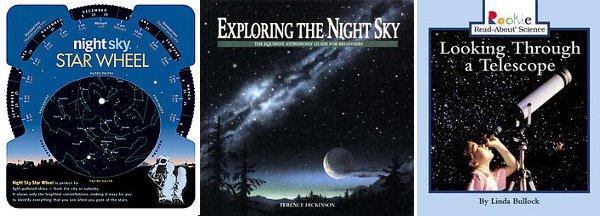 Night Sky Collage