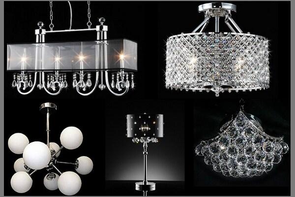 Lighting Event Collage