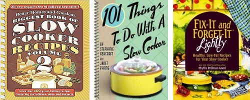 Slowcooker cookbooks from Overstock.com