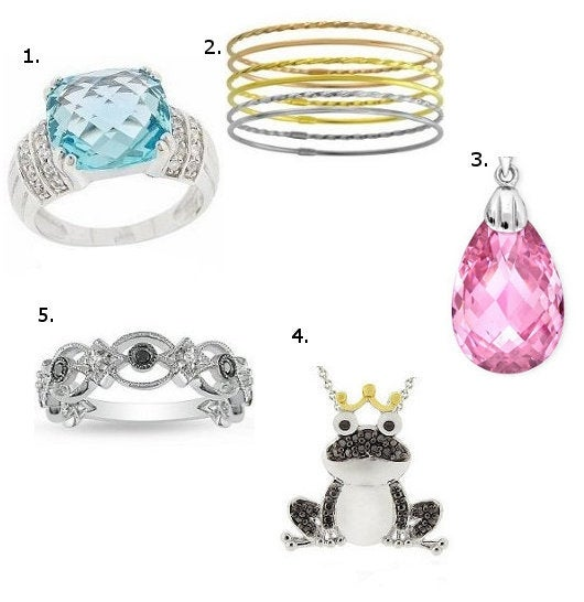 Jewelry from Overstock.com