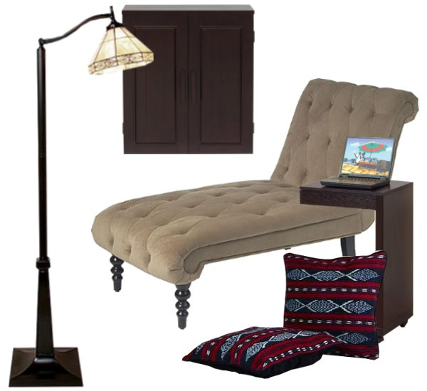 Small office furnishing ideas