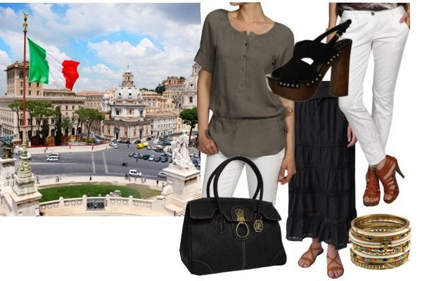 Travel fashion ideas from Overstock.com