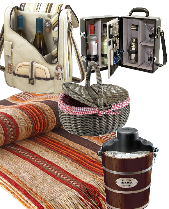 Picnic Supplies from O.co